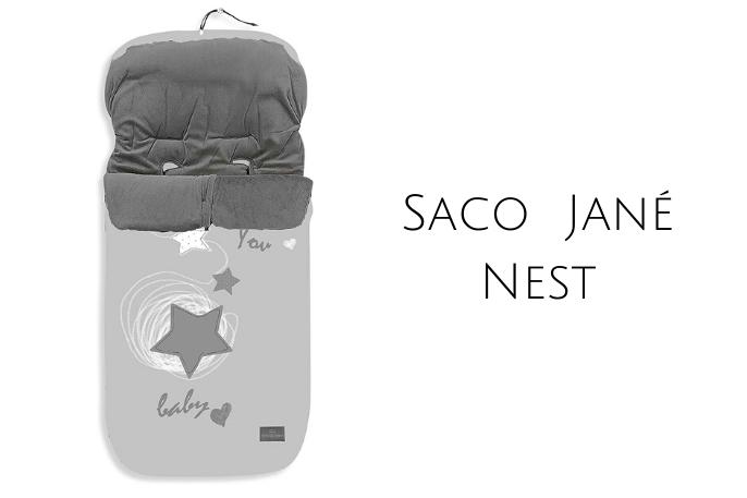 Saco de silla de paseo Jané Nest