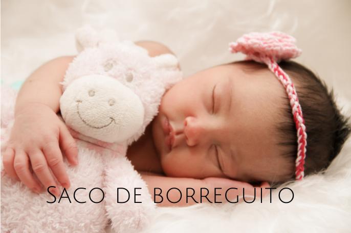Saco bebé de Borreguito