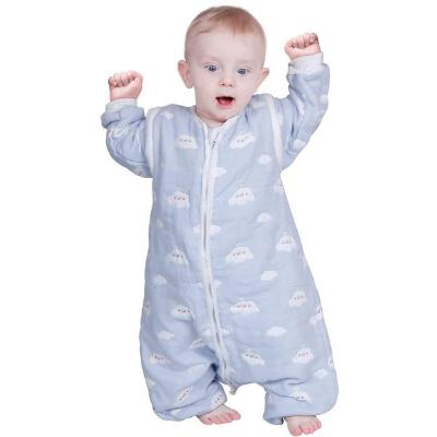 Saco bebé con mangas